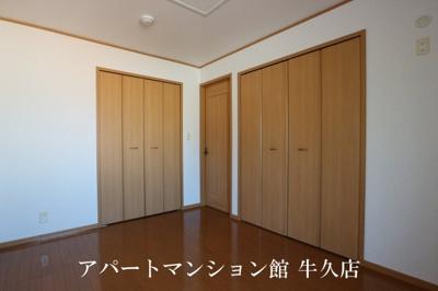 【洋室】レジデンスさくら台F