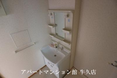 【独立洗面台】レジデンスさくら台F
