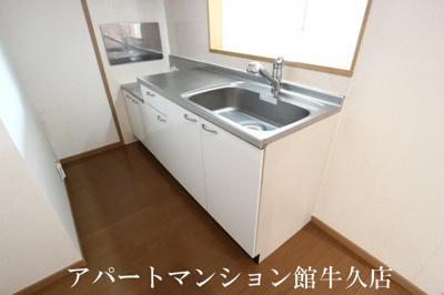 【キッチン】セレッソ弐番館