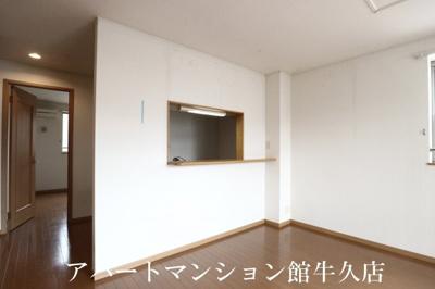 【居間・リビング】セレッソ弐番館