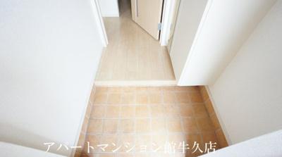 【玄関】フラワー