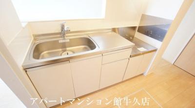 【キッチン】フラワー