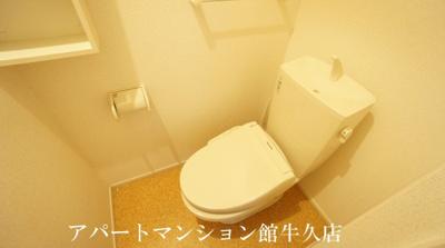 【トイレ】フラワー