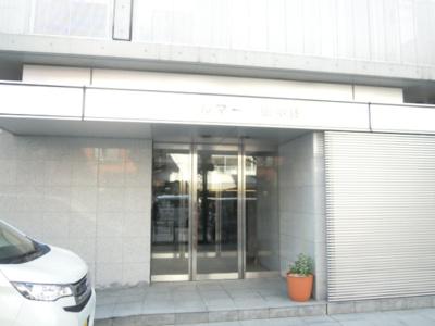 【エントランス】フォルマーレ新中野