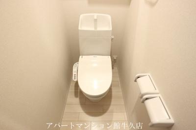 【トイレ】ミルフルール壱番館