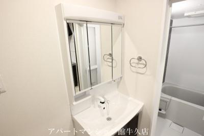 【独立洗面台】ミルフルール壱番館