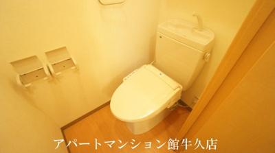 【トイレ】アンジェリーク