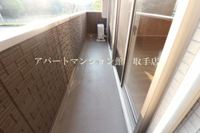【バルコニー】メゾン・ド・ファミーユ