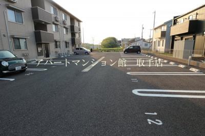 【駐車場】メゾン・ド・ファミーユ