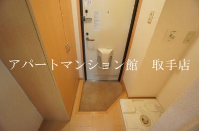 【玄関】クレールⅢ