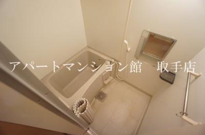 【浴室】クレールⅢ