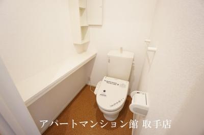【トイレ】シャンボア 3