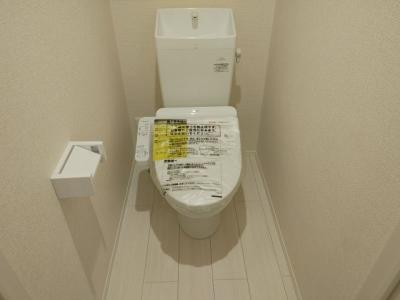 【トイレ】ロイジェント井荻C棟 C棟