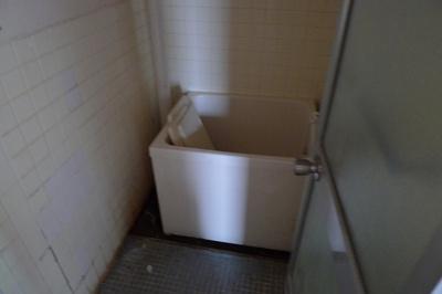 【浴室】ニュー天沼マンション