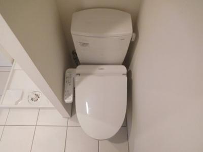 【トイレ】SOU阿佐ヶ谷Ⅱ