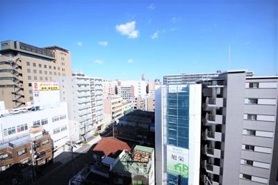 【展望】クレド桜川