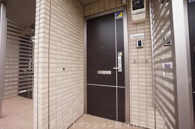 【玄関】メゾンフローラ