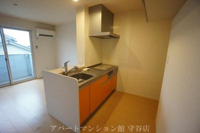 【キッチン】メゾンフローラ