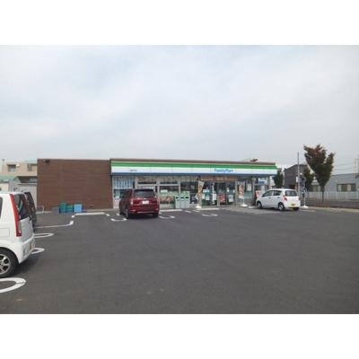 コンビニ「ファミリーマート長野平林店まで230m」