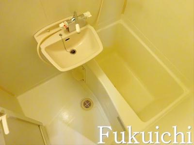 【浴室】ルーブル学芸大学弐番館