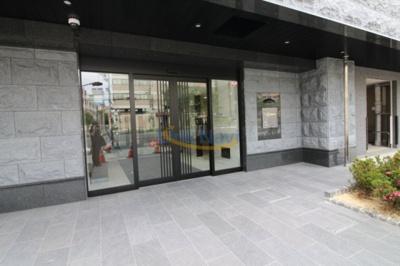 【エントランス】プレサンス梅田北ディア
