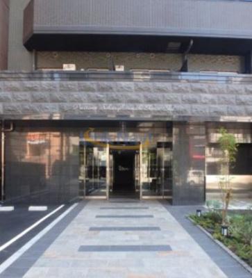 【外観】プレサンス堺筋本町駅前シェル