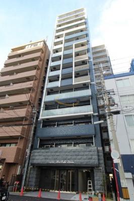 【外観パース】プレサンス新大阪ストリーム