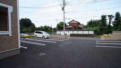 【駐車場】メルティング ポット 清水台