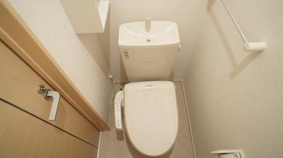 【トイレ】メルティング ポット 清水台