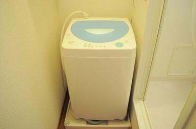 洗濯機付きでお引越しもラクラク♪