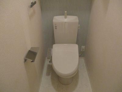 【トイレ】シャインクレスト