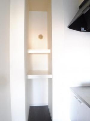 【キッチン】ライフイン木月