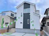白岡市西6期 新築一戸建て A ハートフルタウンの画像