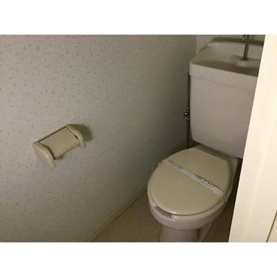 【トイレ】エルベマンション