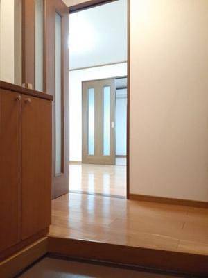 【玄関】ソレイユN