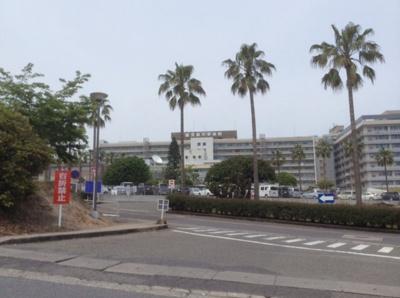 鹿児島大学病院まで2,114m