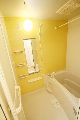 【浴室】ベルメゾン中山C