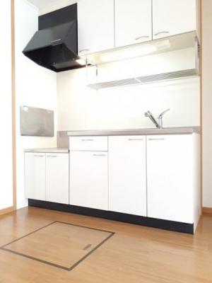 【キッチン】メゾン・ド・スリールⅠ