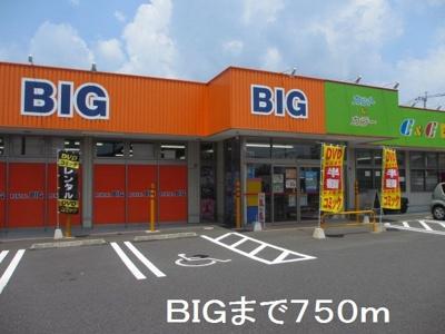 BIGまで750m