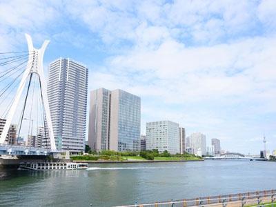 リバーシティ21新川の画像