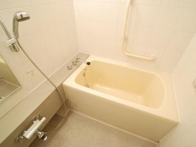 【浴室】ル・カルム広尾