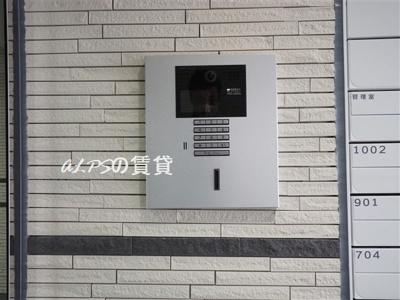 【セキュリティ】SHOKEN Residence横浜桜木町