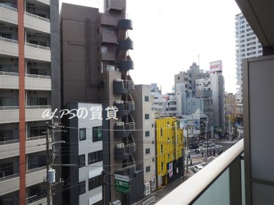 【展望】SHOKEN Residence横浜桜木町