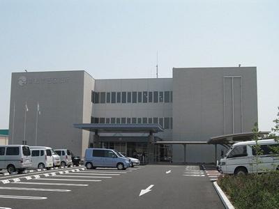 浜松西区役所まで1100m