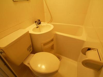【浴室】ブリリアンス日本橋浜町公園