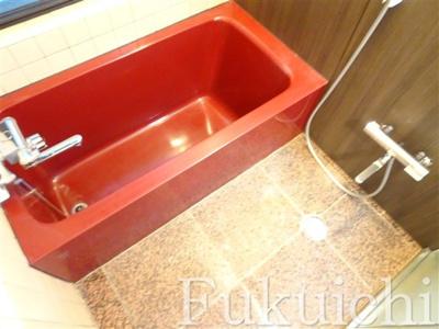 【浴室】ガーディニアコート