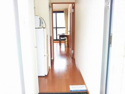 【玄関】レオパレスセピアコートK