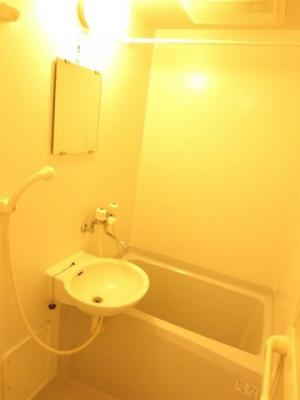 浴室乾燥機付です!