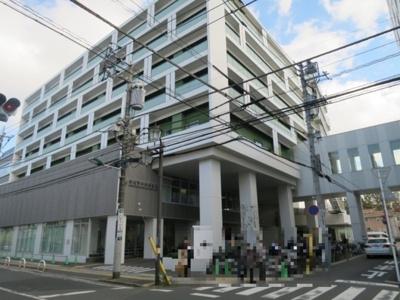 明理会新松戸中央総合病院(1117m)