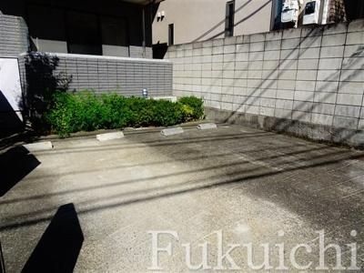 【駐車場】柿の木坂アネックス